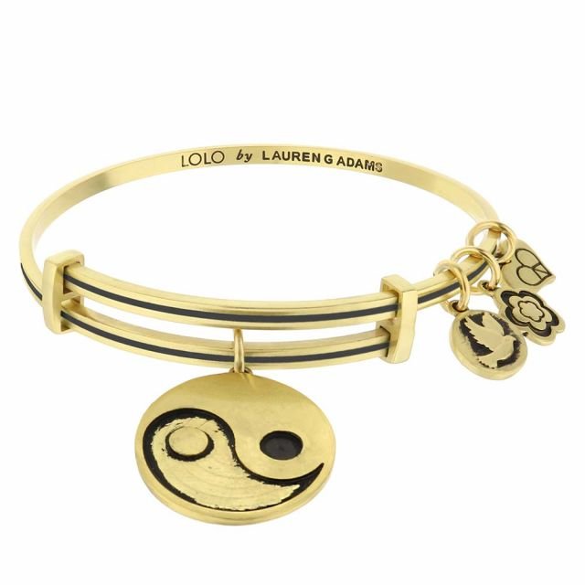 Lolo Yin Yang Bangle