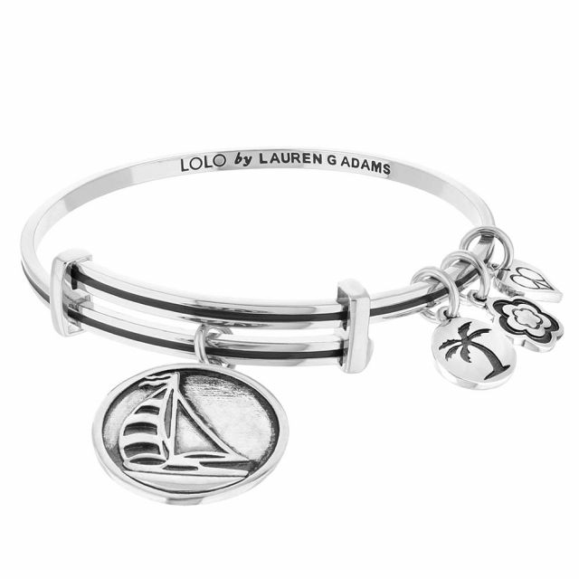 Lolo Sailboat Bangle