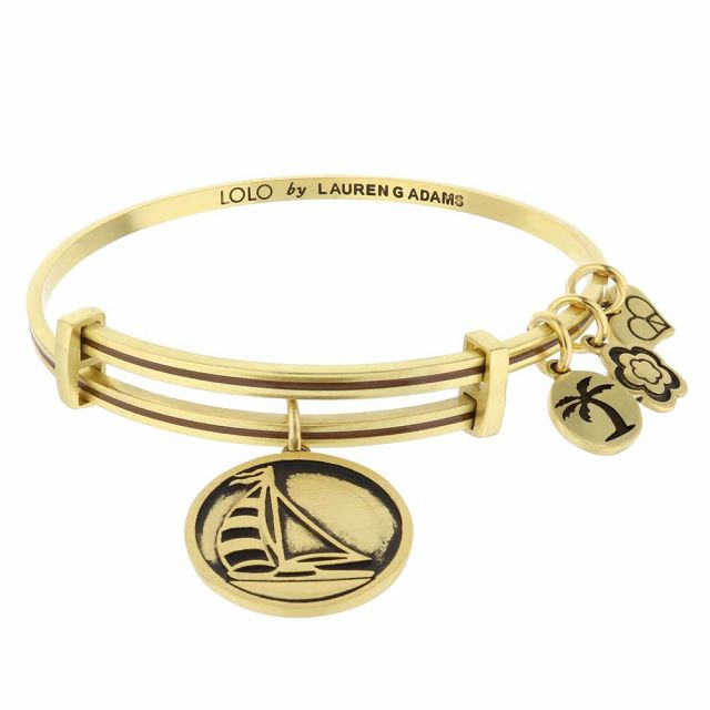 Lolo Sail Boat Bangle