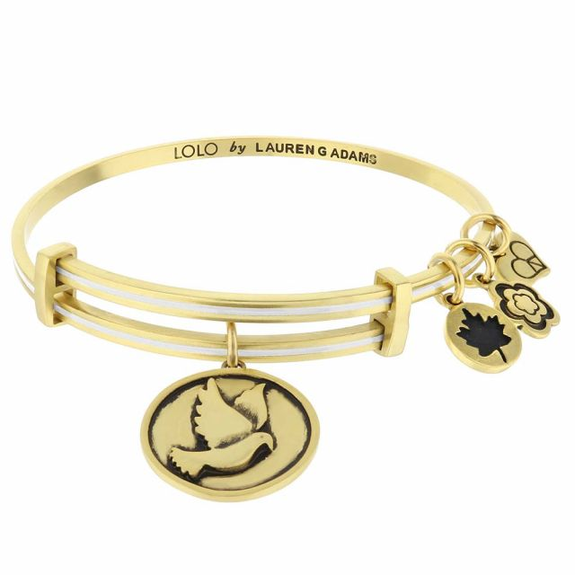 Lolo Dove Bangle