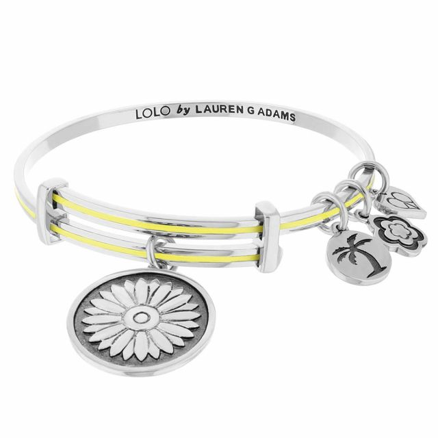 Lolo Daisy Bangle