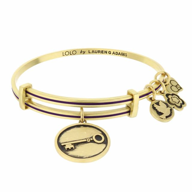 Lolo Key Bangle.