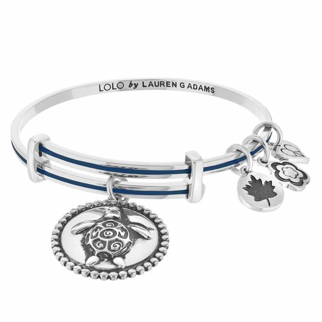 Lolo Turtle Bangle.