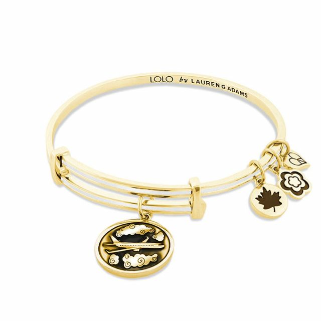 Lolo Sky Is the Limit Bangle.