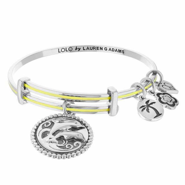 Lolo Dolphins Bangle.