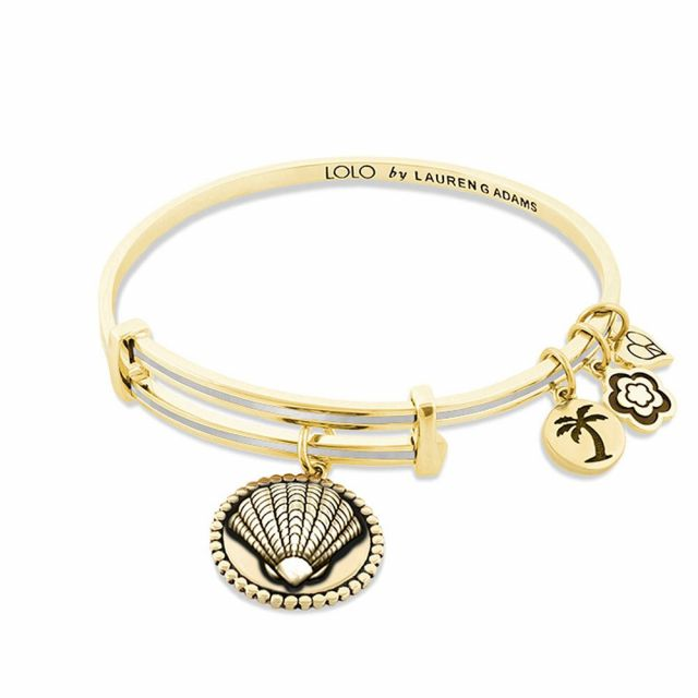 Lolo Seashell Bangle