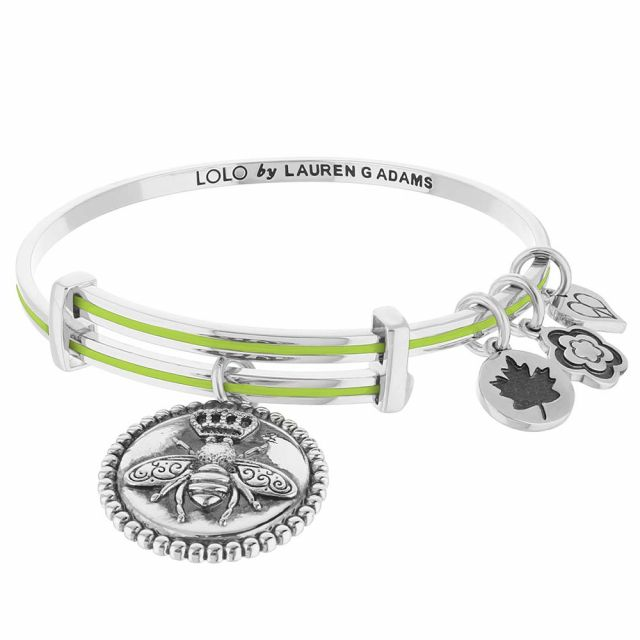 Lolo Queen Bee Bangle.
