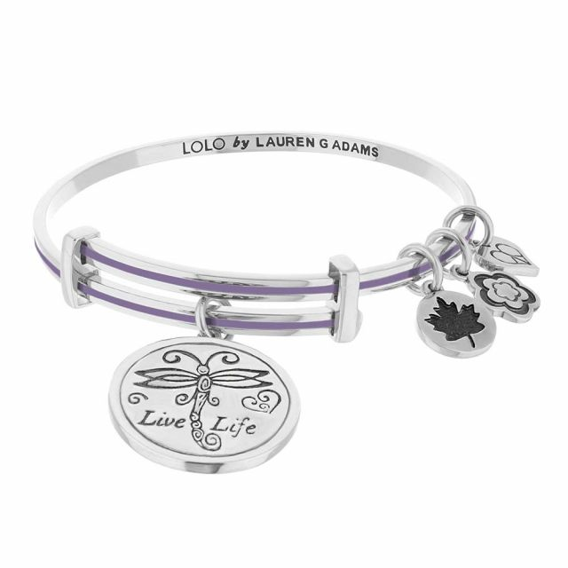 Lolo Dragonfly Bangle.