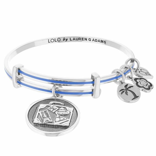 Lolo Suitcase Bangle.
