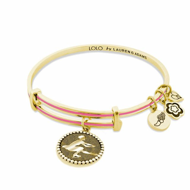 Lolo Figure Skating Bangle.