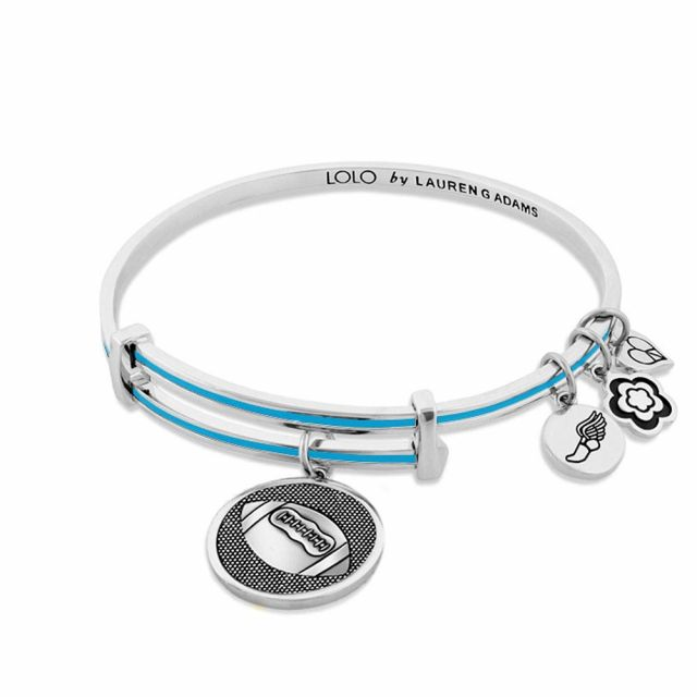 Lolo Football Bangle.