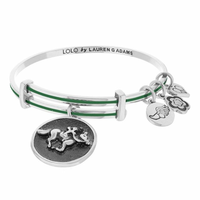 Lolo Race Horse Bangle.