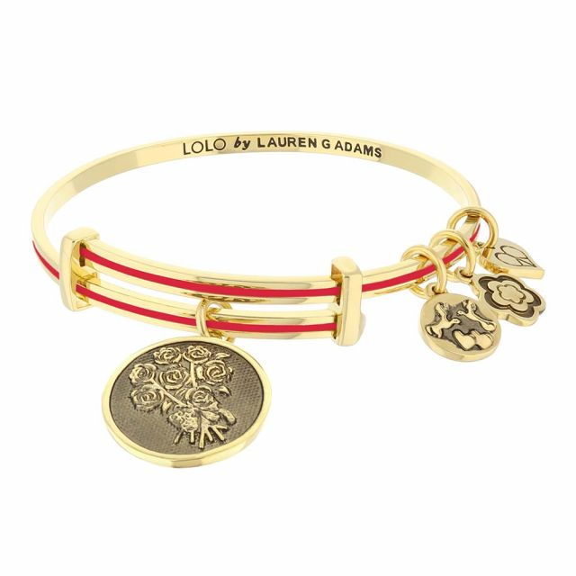 Lolo Flower Bouquet Bangle.
