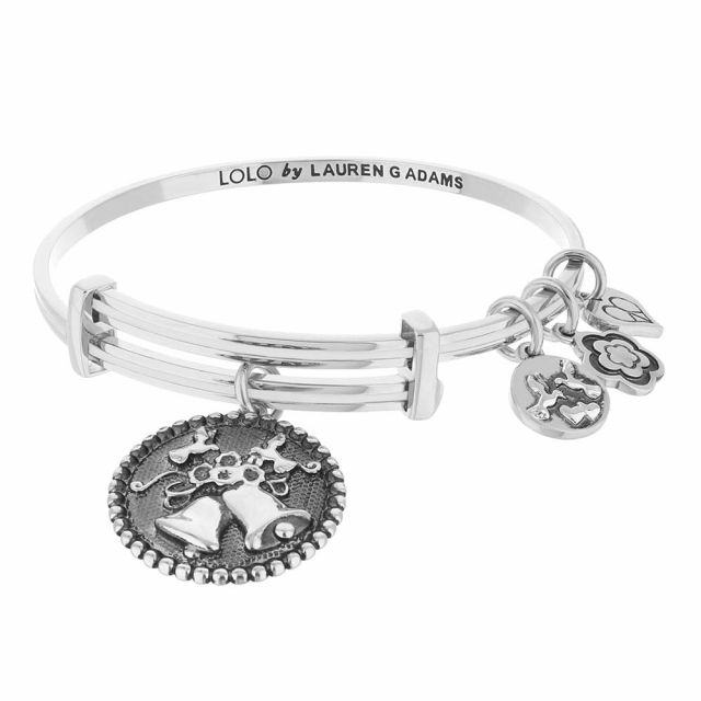 Lolo Wedding Bells Bangle.