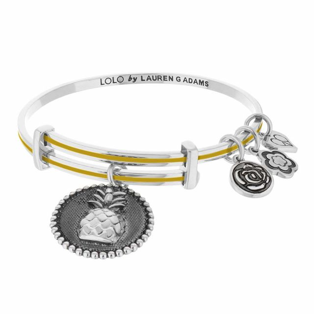 Lolo Pineapple Bangle.