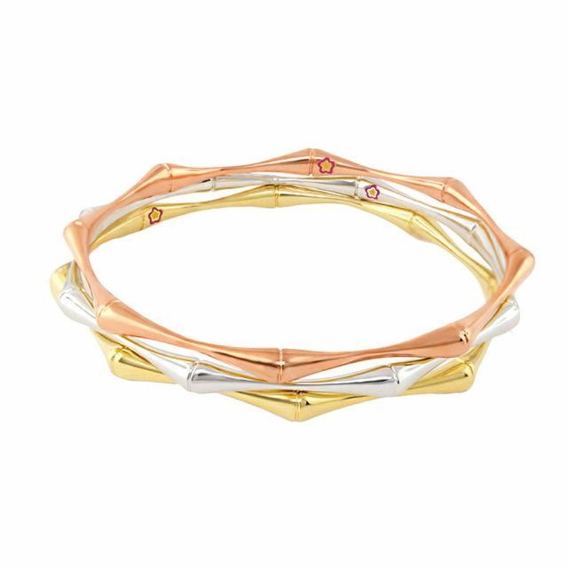 Socialite Stackable  Bangle Set