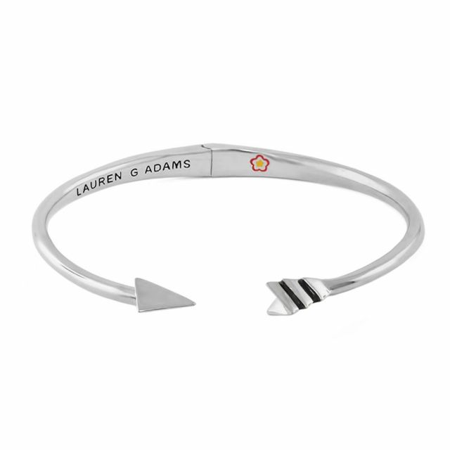Open Arms Arrow Bangle