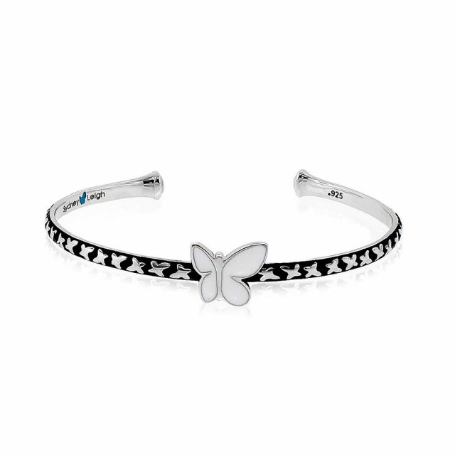 Sydney Leigh Butterfly Bangle