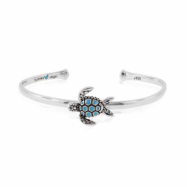 Sydney Leigh Turtle Bangle