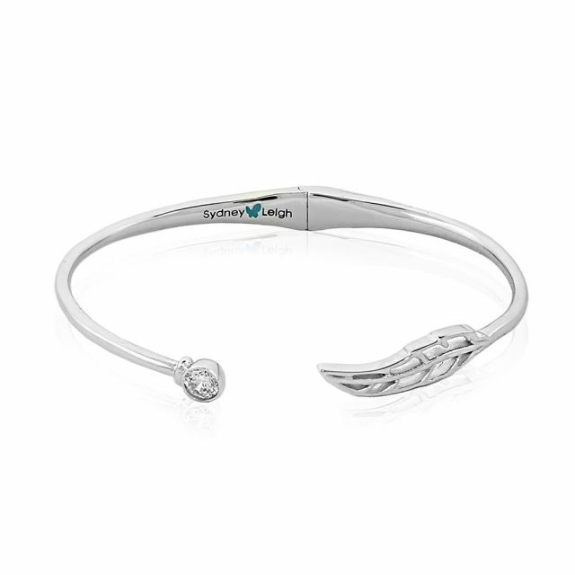 Sydney Leigh Feather Bangle