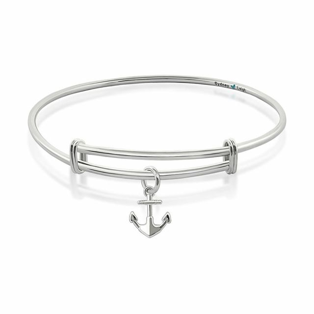 Sydney Leigh Anchor Bangle