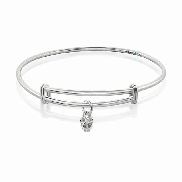 Sydney Leigh Owl Bangle