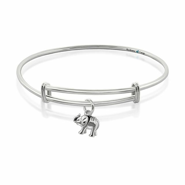 Sydney Leigh Elephant Bangle