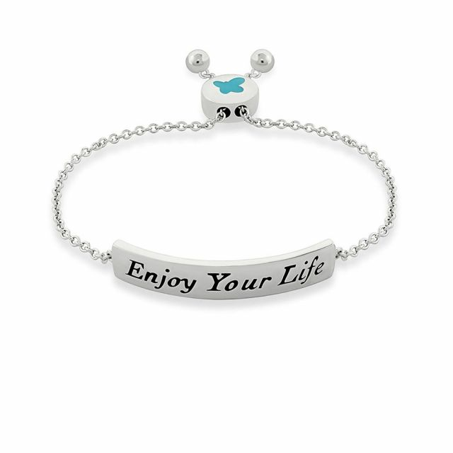 Sydney Leigh Enjoy Your Life Bracelet