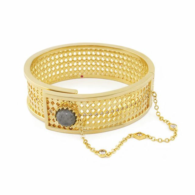 Diamond Eyes Bangle
