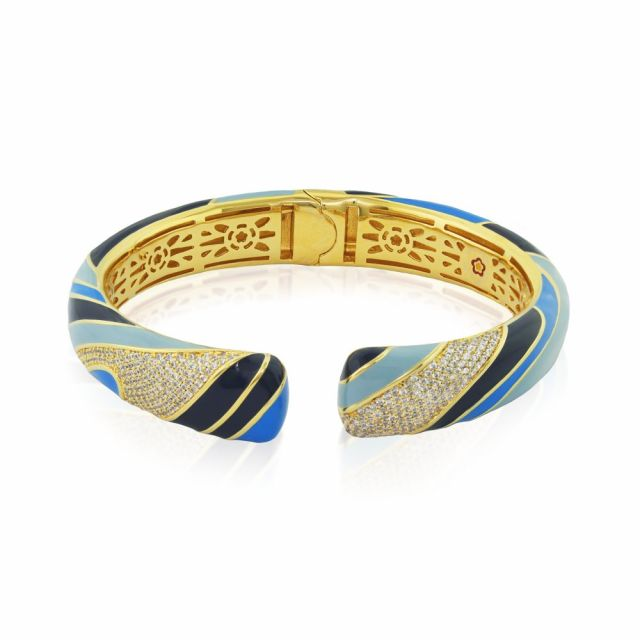 Blue Dream Bangle