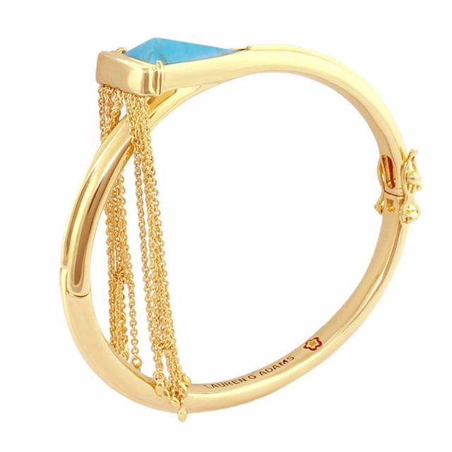 Retro Hippie Chic Bangle