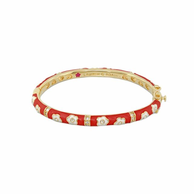 Kids Flower Bangle