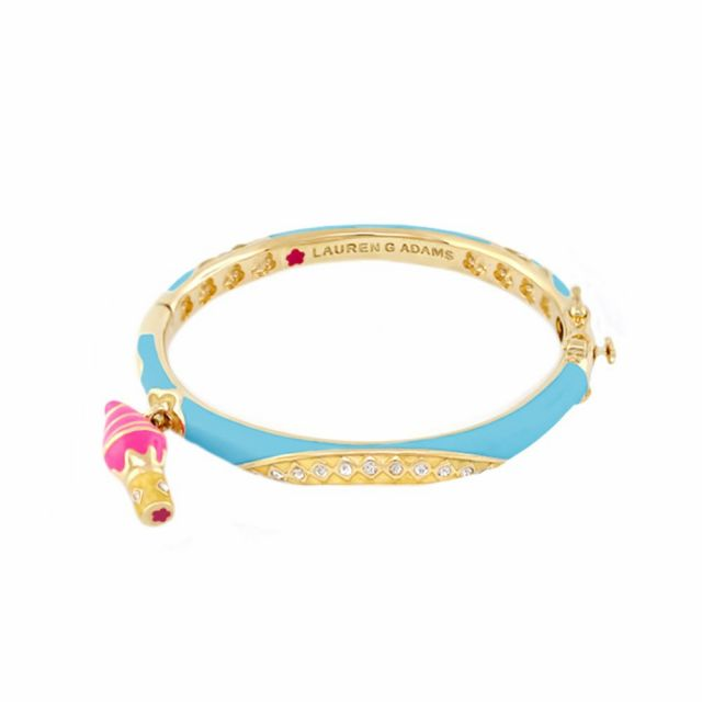 Girl's Bangle With Ice Cream
