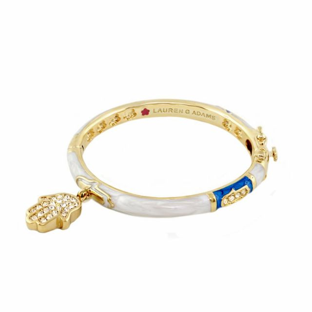 Girls Hamsa Bangle