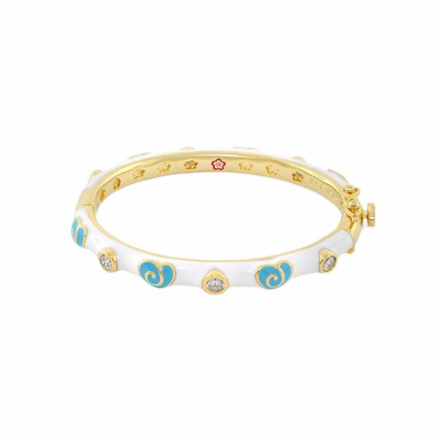Lovely Hearts Bangle