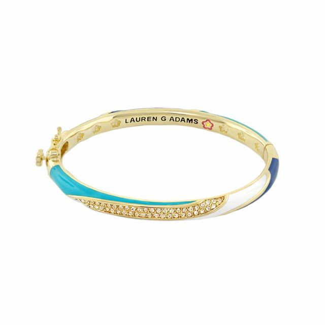 Dream Garden Snail  Bangle