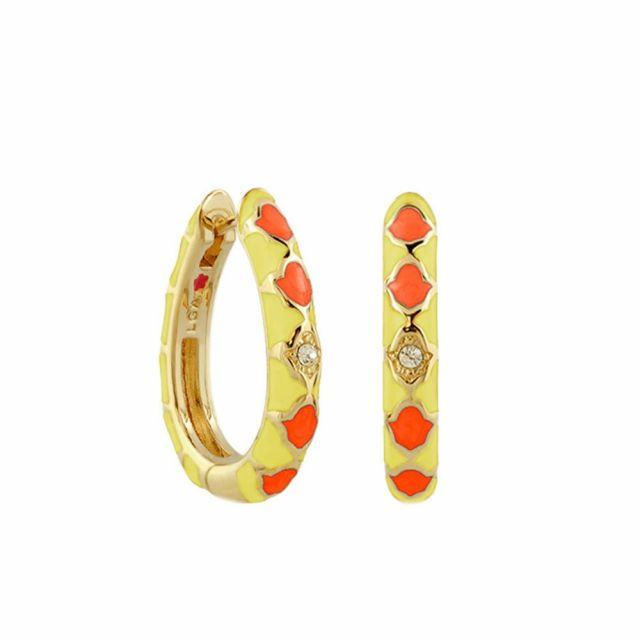 Stackable Fiesta Earring