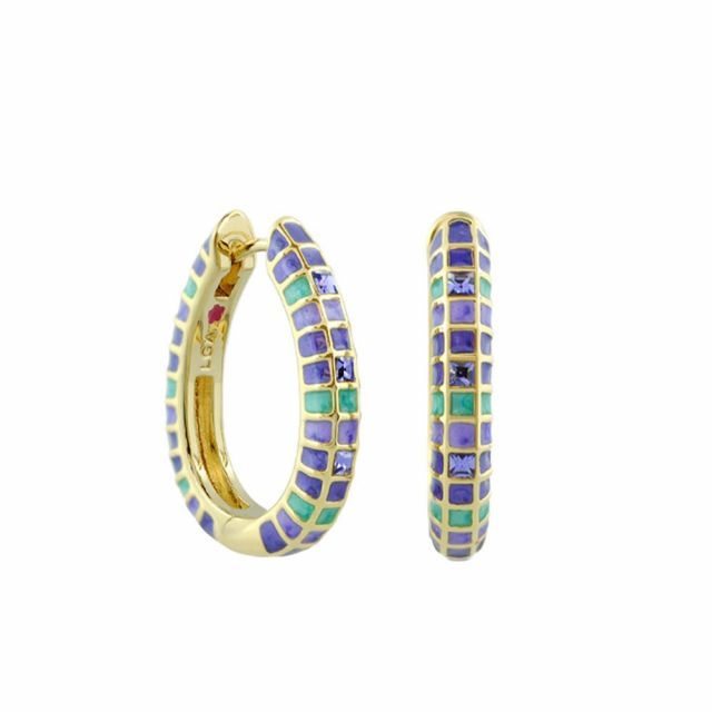 Stackable Fiesta Earrings