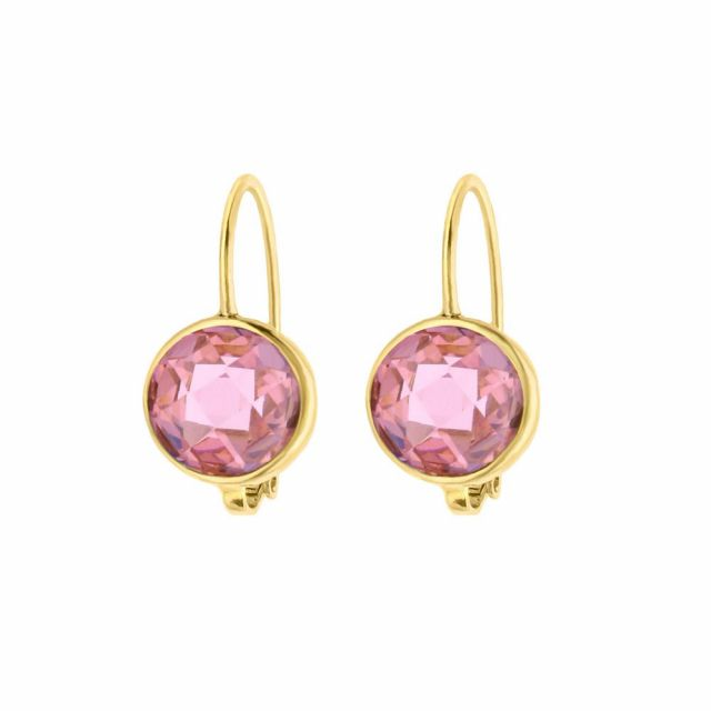October Birthstone Color Earrings