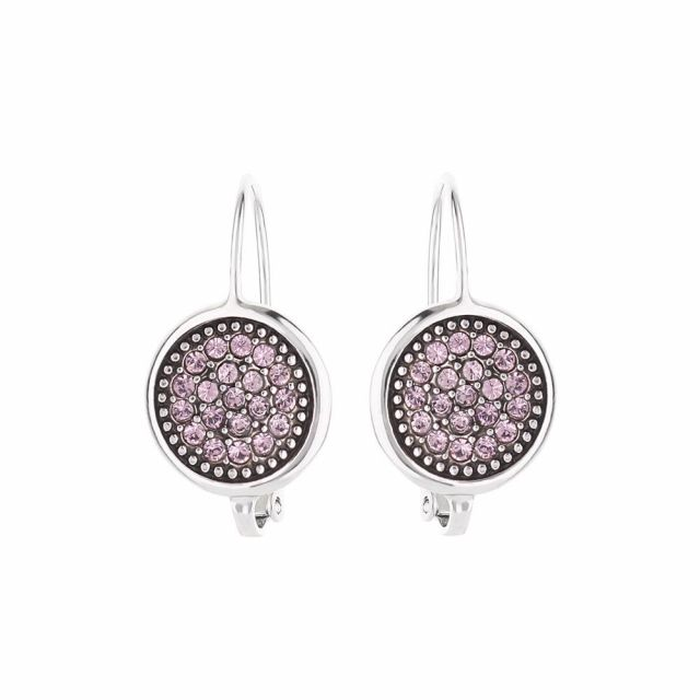 June Birthstone Color Earrings