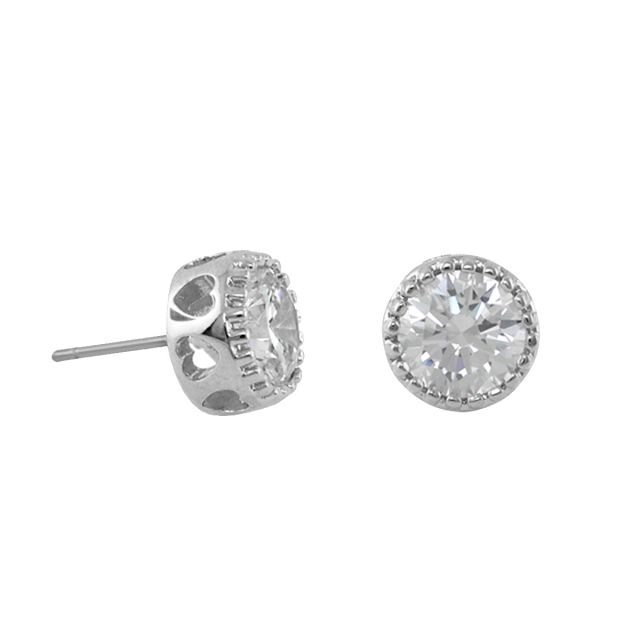 Socialite Stud Earrings