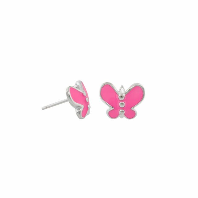 Petitie Butterfly Earrings