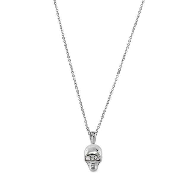 Open Arms Skull Necklace