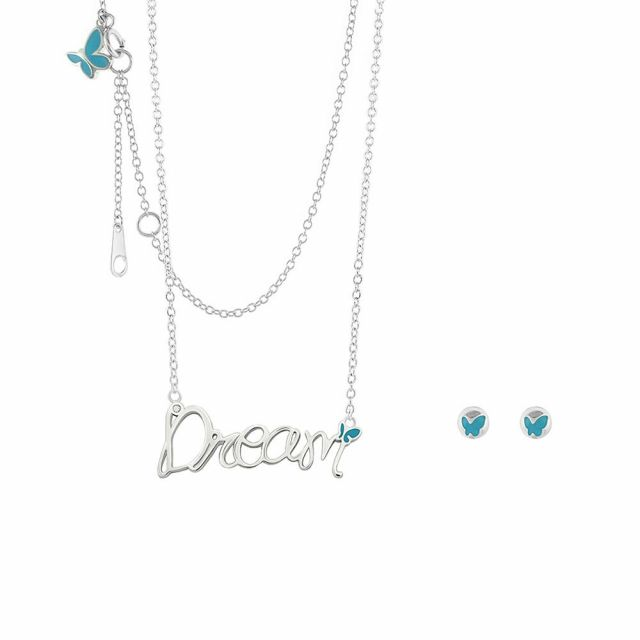 Sydney Leigh Dream Necklace & Earrings Set