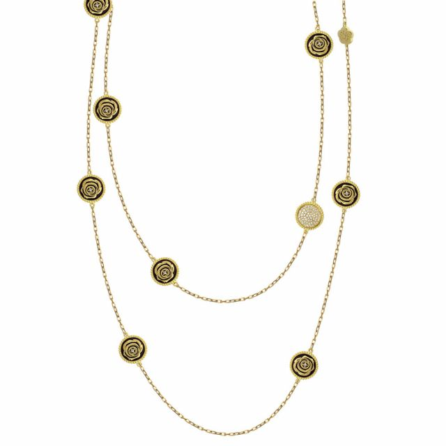 Rosie Passion Long Necklace