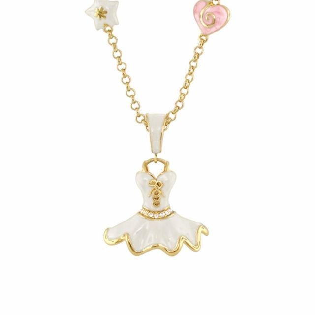 Beautiful Ballet Necklace