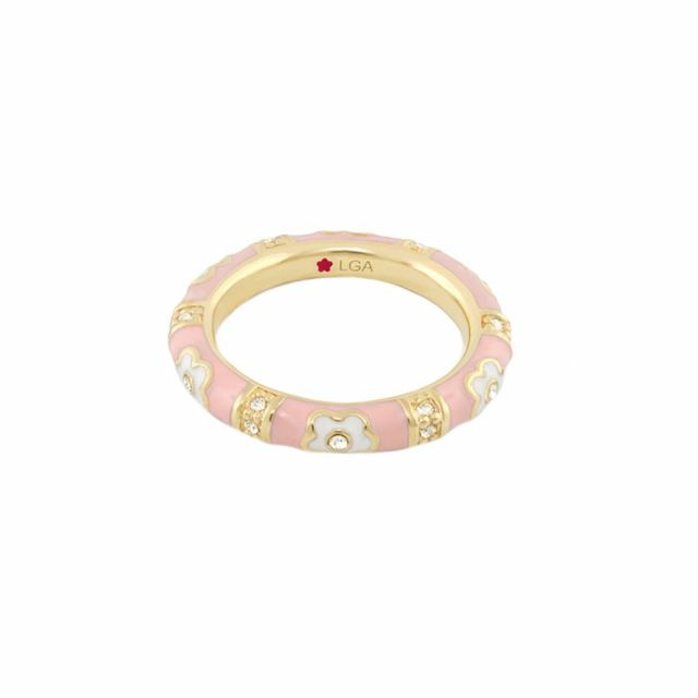 Daisy Love  Stackable Ring