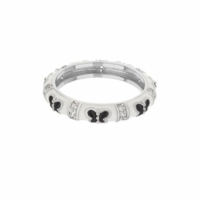 Butterfly World Stackable Ring