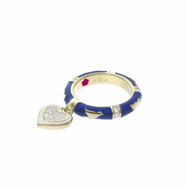 Charming 2 Stackable Ring