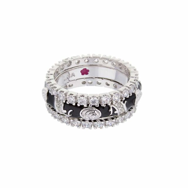 Stackable Fiesta Ring Set